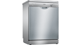 BOSCH 12 Place ActiveWater Dishwasher - Silver Inox - SMS24AI00Z