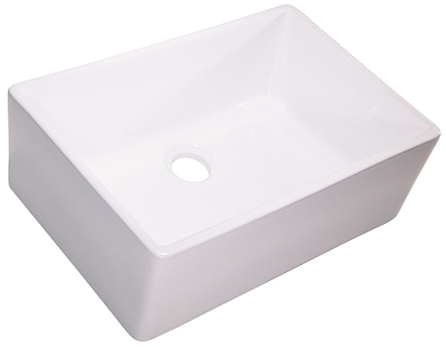 Rossco Butler Sink - Single Ceramic - 600mm