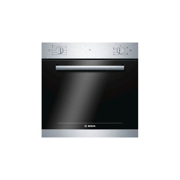 BOSCH 600 mm Built-In Gas Oven - Serie 4 - HGL10E150