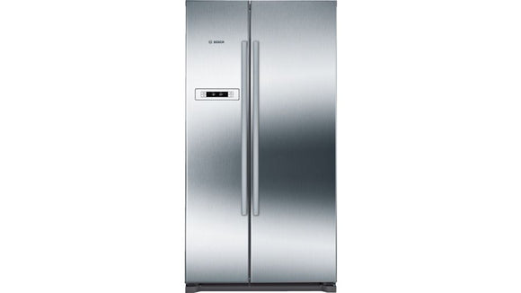Bosch Freestanding Fridge-freezer  - Serie | 2 Side-by-Side Fridge -KAN90VI20N