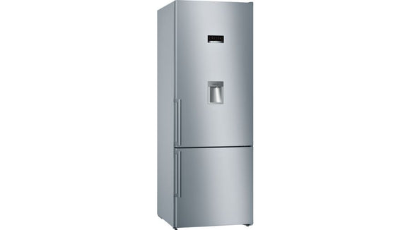 Bosch Freestanding Fridge-freezer -Serie 4- With Dispenser -KGD56VI30Z
