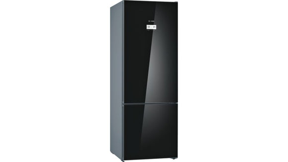 Bosch Freestanding Fridge-freezer -Serie 6- Glass Door -KGN56LB30N