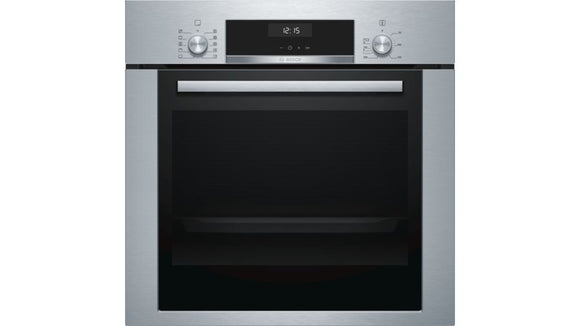 Bosch 60cm Multifunction Oven - Stainless Steel - Serie 4 - HBJ354ES0Z