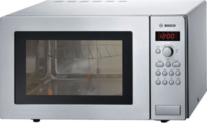 Bosch Freestanding Microwave - Stainless Steel - Serie 4 - HMT84G451