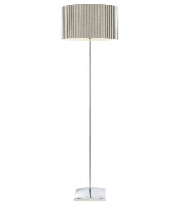 Radiant JF401-CH/GY -Floor Lamp 230v - Lee E27 60W