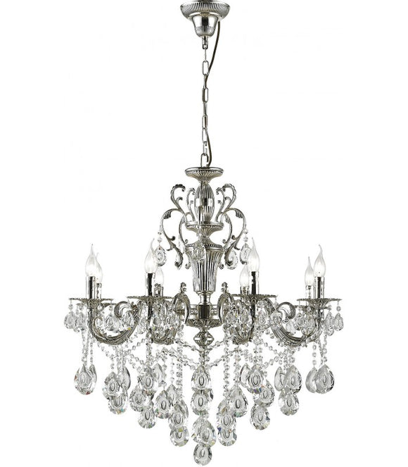 Radiant JP503 Chandelier-230V - Phil 8-Light