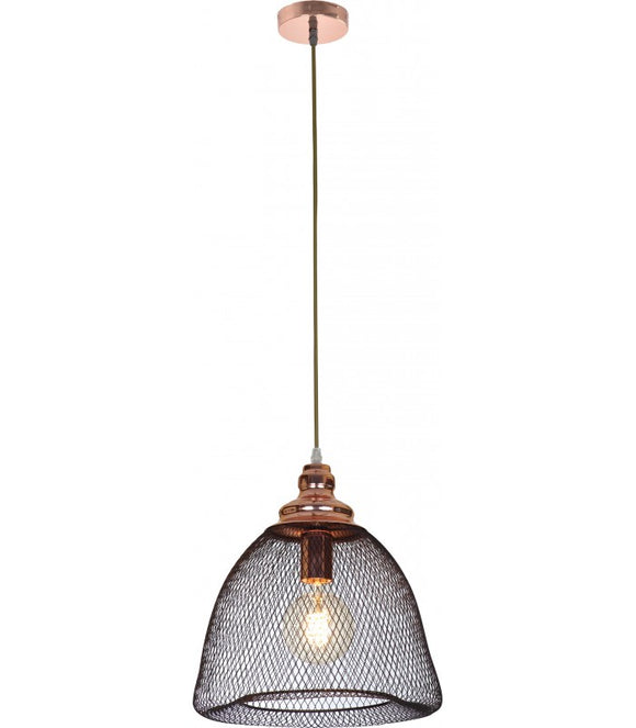 Radiant PF200 - Pendant 230v - Metal Shade 300mm
