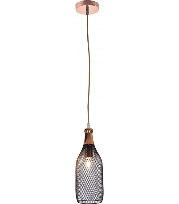 Radiant PF202 - Pendant 230v - Metal Shade 110mm