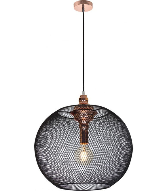 Radiant PF203 - Pendant 230v - Metal Shade 500mm