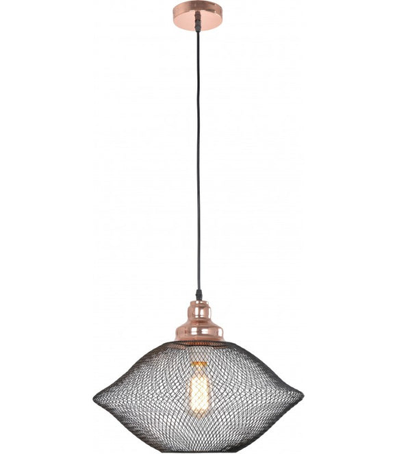 Radiant PF204 - Pendant 230v - Metal Shade 420mm