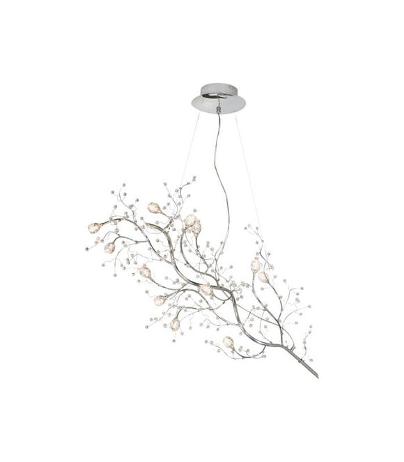 Radiant PF82 - Chandelier-12v Arbre 12-light & Transformer