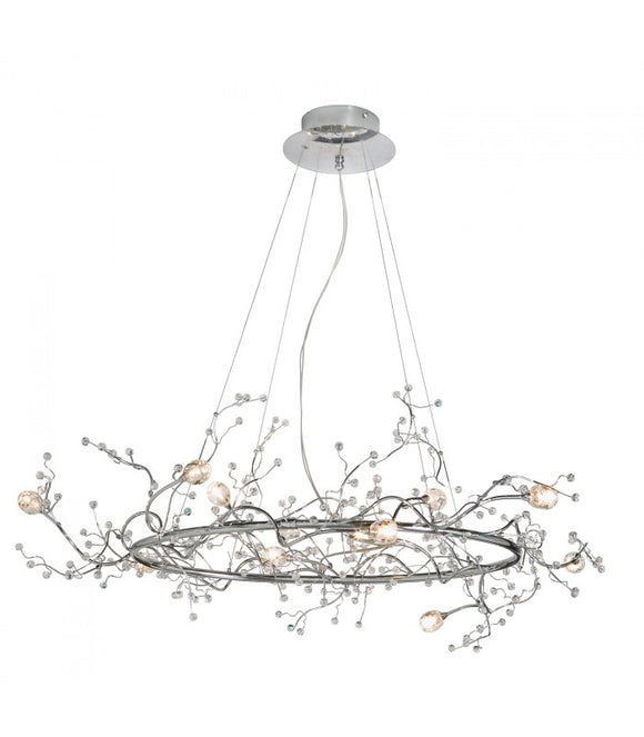 Radiant PF83 - Chandelier-12v Arbre 12-light & Transformer