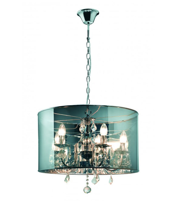 Radiant PF97 - Chandelier-240v Eclipse Round