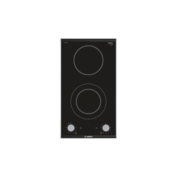Bosch 30cm Electric Hob - Stainless Steel - Serie 2 - PKF375CAE1