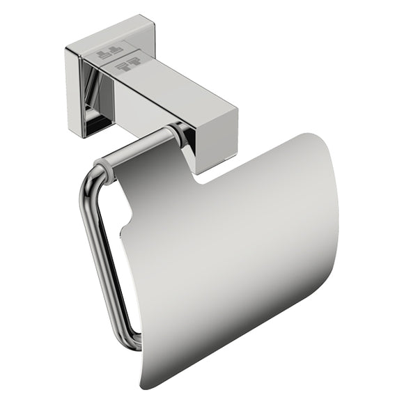 BATHROOM BUTLER 8503 - Toilet Paper Holder - Polished - Stainless Steel
