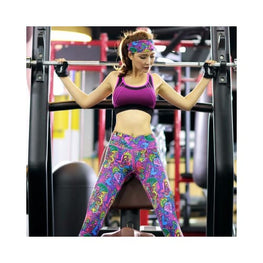 3pcs/ Fitness Set Foreverfly athleisure - Clothing_tights-athleisure - display-limited - headband - leggings