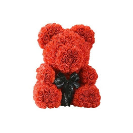 40cm Red Bear Rose Teddy Valentines Gift Foreverfly 900 £0.50 1 birthday present ideas for best friend - bear - gifts friends - her uk