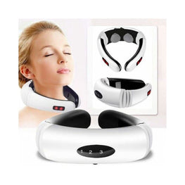 Electric Acupuncture Magnetic Therapy Neck Massager Beauty - display-limited - electrical - electricals - multi-buy-prompt Foreverfly