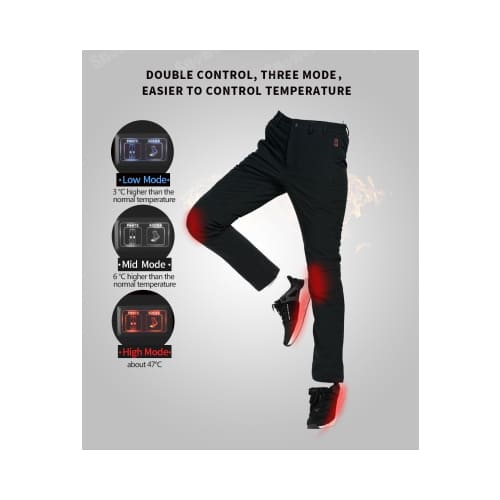 Electric Heated Sports Pants