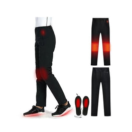 Electric Heated Sports Pants Foreverfly heated - body warmer - Clothing & Accessories - menswear - winter essentials
