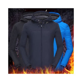 Extremely comfortable jacket for autumn / winter Foreverfly heated - body warmer - clothing - Heated Clothing & Accessories - coats