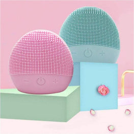 Facial Cleansing Electric Brush best facial cleansing brush 2018 2019 for sensitive skin UK 1