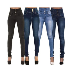 High Waist Skinny Jeans Foreverfly Store bottoms - display-limited - jeans - multi-buy-prompt - Price_15 to 20