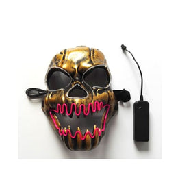 Illuminating LED Mask Accessories adult halloween masks best products 2015 2019 mask Halloween 1
