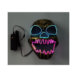 Illuminating LED Mask Accessories adult halloween masks best products 2015 2019 mask Halloween 5