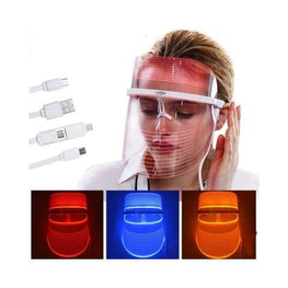 LED Facial Skin Rejuvenation Photon Mask foreverfly Best at home skin tightening devices 2020 - Machine UK - Cellulite Fat Removal - machine