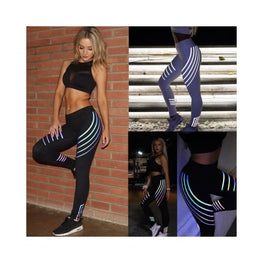 Luminous Fitness Leggings Athleisure Clothing Clothing_tights-athleisure display-limited fitness Tights & 1