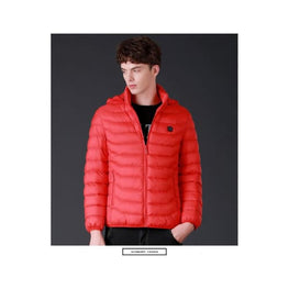 Mens Heated Body Warmer battery heated jacket body warmer clothing Clothing & Accessories coats