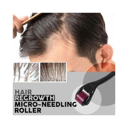 Micro-Needle Hair Growth Roller Foreverfly roller