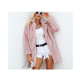 Oversized Faux Fur Coat Foreverfly Store autumn - clothing - coat - display-limited - faux fur