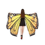 Pashmina Shawl Scarf Accessories best halloween products 2015 2019 butterfly wing scarf Butterfly Wings Halloween 31