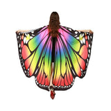 Pashmina Shawl Scarf Accessories best halloween products 2015 2019 butterfly wing scarf Butterfly Wings Halloween 15