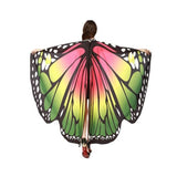 Pashmina Shawl Scarf Accessories best halloween products 2015 2019 butterfly wing scarf Butterfly Wings Halloween 1