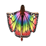 Pashmina Shawl Scarf Accessories best halloween products 2015 2019 butterfly wing scarf Butterfly Wings Halloween 24