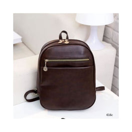 Preppy Style Leather Backpack Shopping Purse display-limited multi-buy-prompt Price_15 to 20 Price_under 50 5