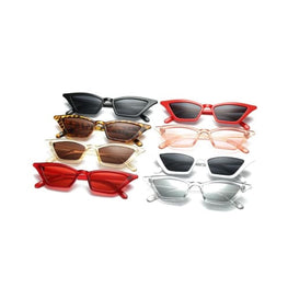 Retro Cat Eye Sunglass cat eye display-limited multi-buy-prompt plastic Price_10 to 15 Sunglasses 13