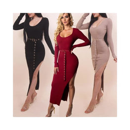 THE SWEET KEELEY BANDAGE DRESS Foreverfly Store autumn - Bandage - Bodycon - CLOTHING - Clothing_dresses