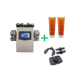 Ultra Lipo Cavitafy™ + 2 Gel + EMS Pack 40K Cavi Slimming Ultrasonic machine - 40k cavitation - ultrasonic - 5 in 1 Foreverfly
