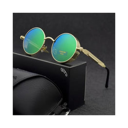 Vintage Polarized Steampunk Sunglasses Foreverfly display-limited - multi-buy-prompt - sunglasses
