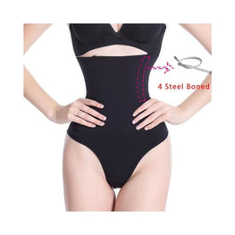 Women Shapewear High Waist Tummy Control Pants Body Shaper Seamless Underwear Thong Panties Slimming Girdle Bodysuit Lingerie best shapewear