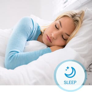 Sleep Mode   The air purifier makes as little as 26dB of noise on its lowest fan speed, so you can sleep peacefully while breathing in clean air.