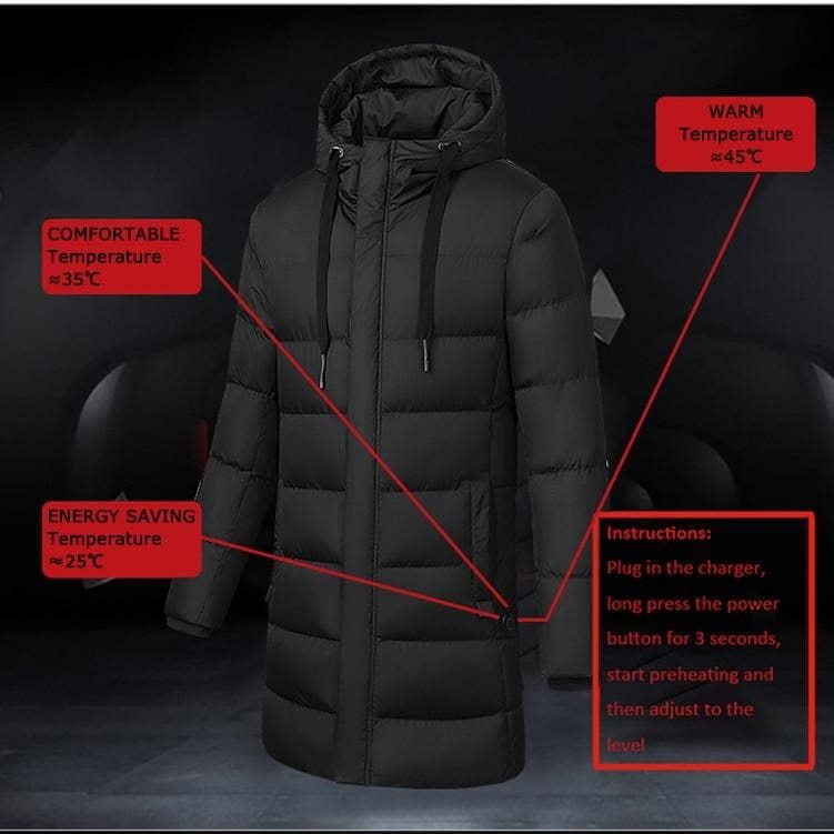 Outdoor Electric Heating Jackets