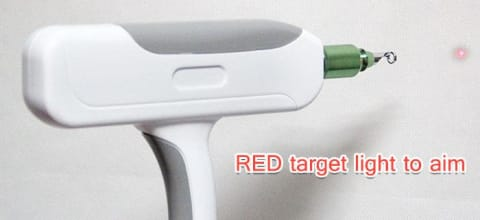 Laser Tattoo Removal Positioning Beauty Machine