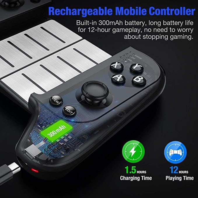 Mobile Phone Wireless Bluetooth Game Controller