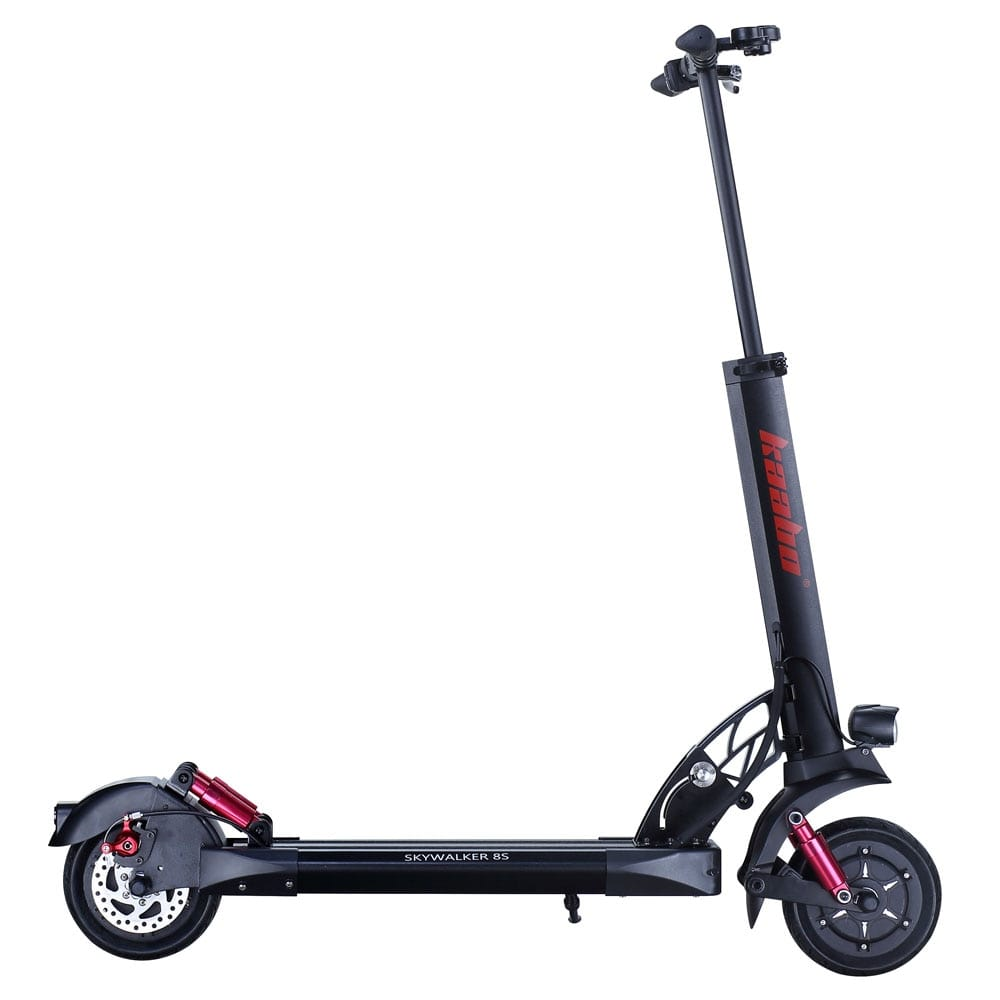 Skywalker 8S single drive 8inch solid tire foldable electric scooter with 200x85
