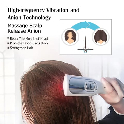 Laser Combs For Thinning Hair